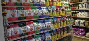 Fertilizer-store