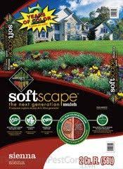 Softscape mulch